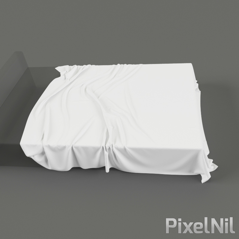 BedCloth 08 P3D 05