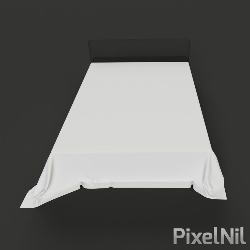 BedCloth 09 P3D 05 render