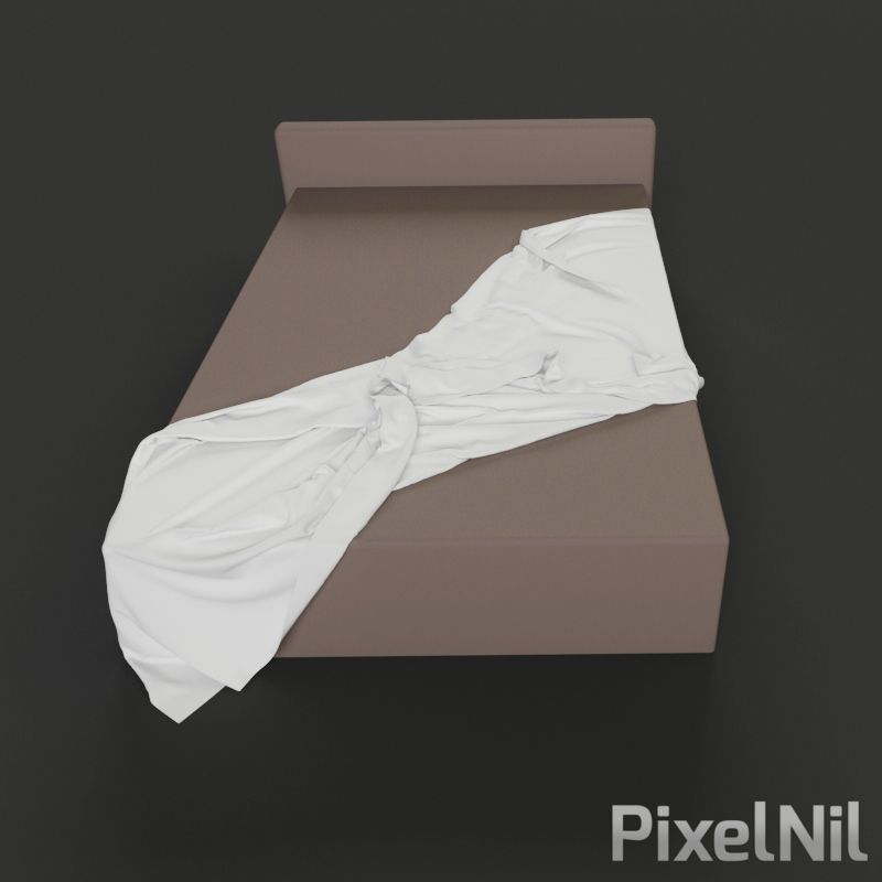 BedCloth 11 P3D 05 Render 1