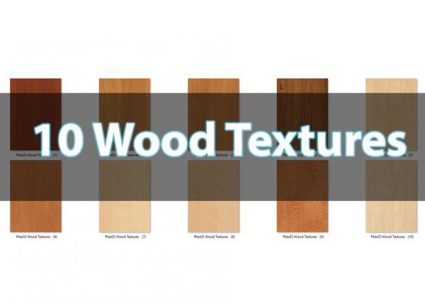10 Wood Textures 01