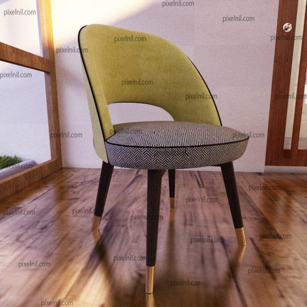 Chair 05 P3D 06